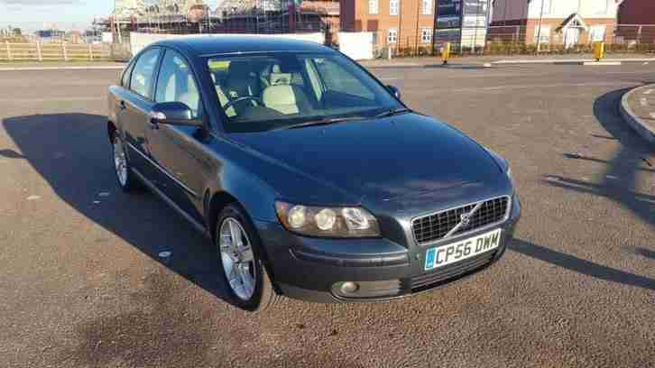 2006 VOLVO S40 SE S40 FULL MOT 12x SERVICE STAMPS AN PX WELCOME