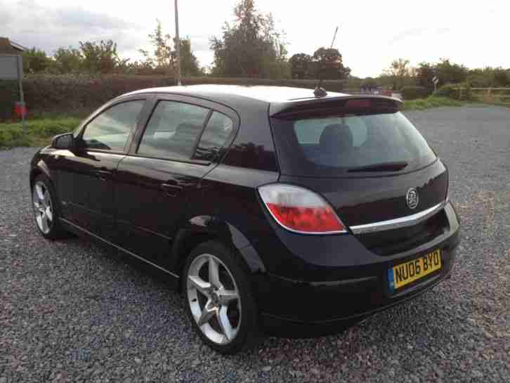 2006 Vauxhall Astra Sri 2 0 Turbo Xp Exterior Pack Car For Sale