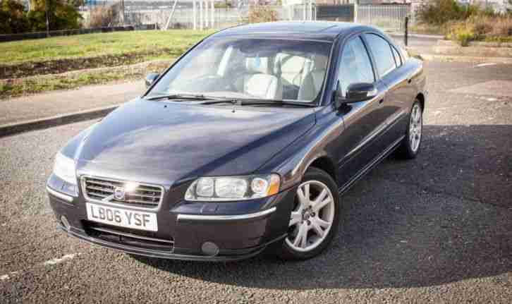 Volvo S60. Other car from United Kingdom