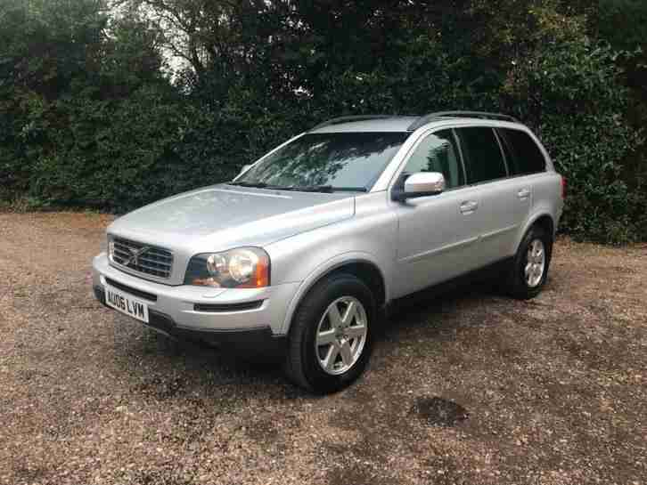 2006 XC90 2.4 AWD 185 Geartronic D5 SE