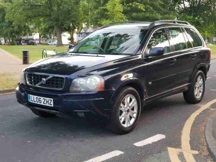 2006 Volvo XC90 2.4 Diesel Automatic 7 Seaters in Superb Condition Drives Beauti