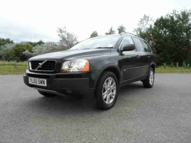Volvo 2006 XC90 Estate 7 seats leather Diesel. car for sale