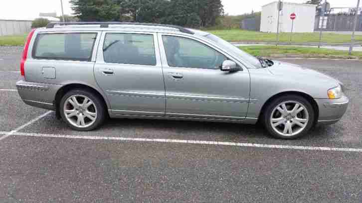 2006 v70 d5 top spec 185 6 speed manual
