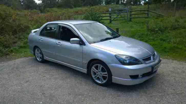 Mitsubishi 2006 lancer sport. car for sale