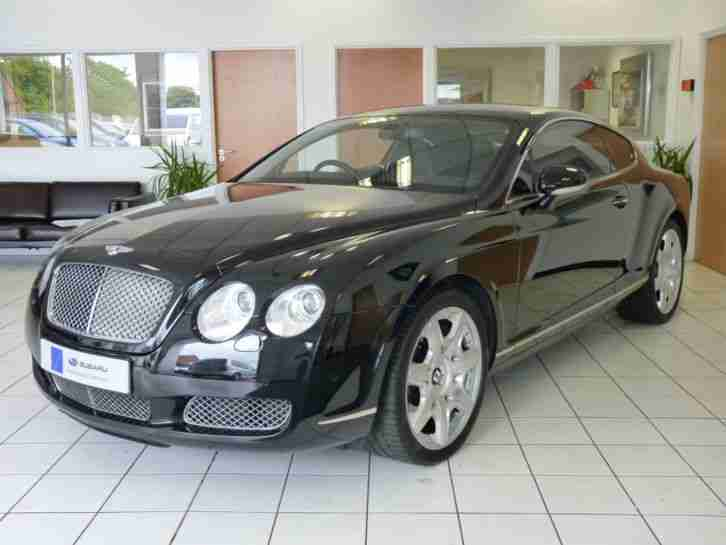 2007 (07) BENTLEY CONTINENTAL GT 6.0 MULLINER COUPE