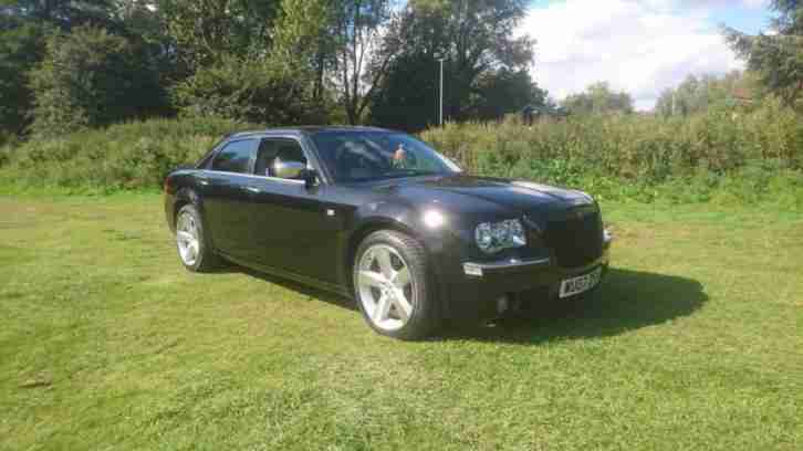 2007 07 CHRYSLER 300C 5.7 HEMI RHD 4D AUTO 340 BHP IMMACULATE CONDITION