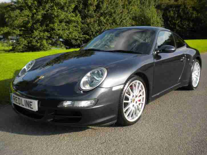 2007/07 PORSCHE 911 3.8 CARRERA S 2 DOOR 997 FULL IMPECCABLE SERVICE HISTORY