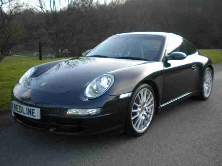 2007 07 911 3.8 CARRERA S 2 DOOR 997