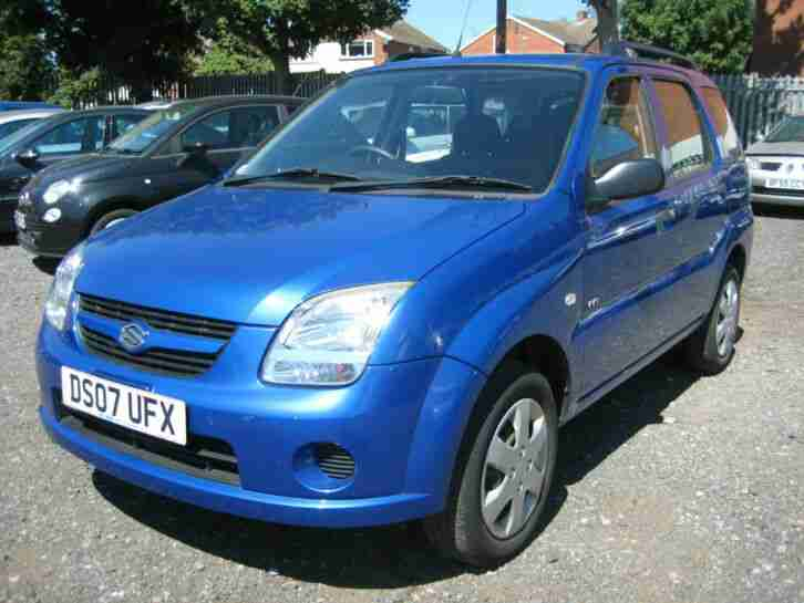 Suzuki 07. Suzuki car from United Kingdom