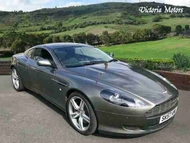 2007 57 DB9 V12 2DR TOUCHTRONIC