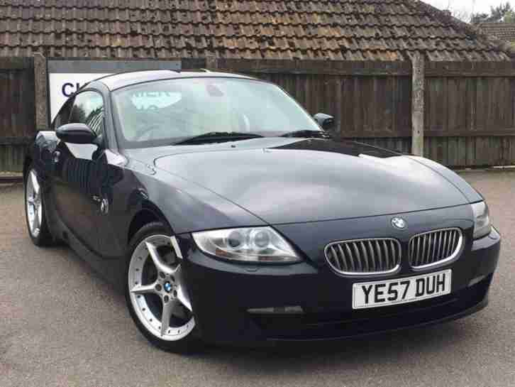 Bmw 2007 57 Z4 3 0 Z4 Si Sport Coupe 2d 262 Bhp Car For Sale