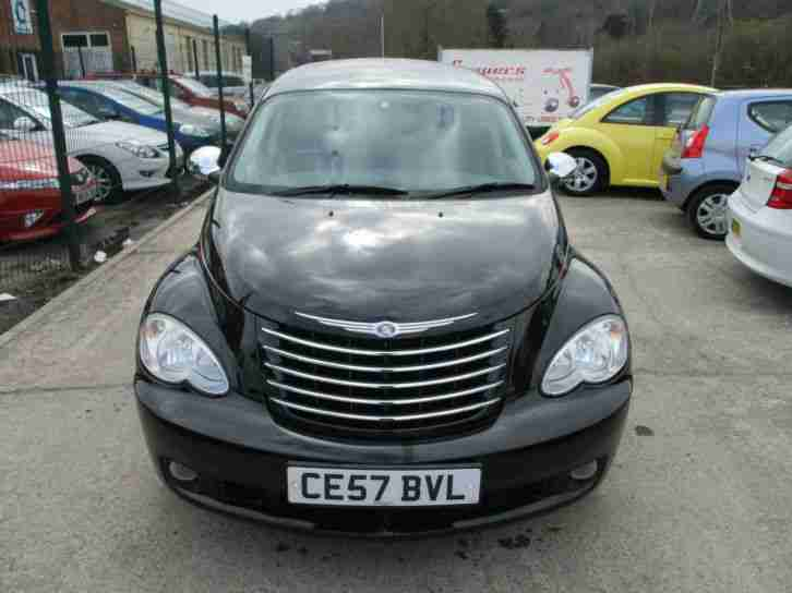 2007 57. Chrysler PT Cruiser 2.2CRD Limited Diesel