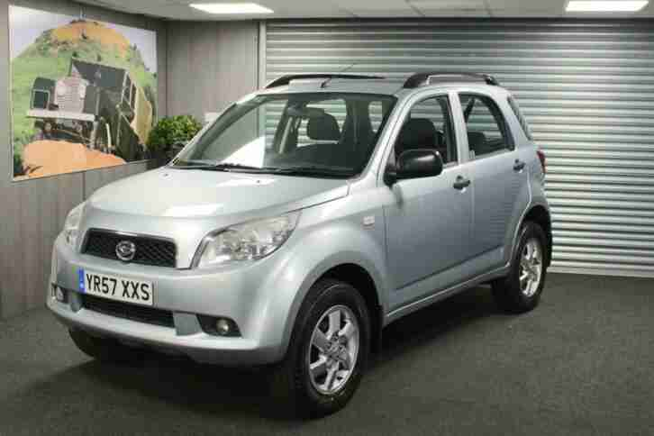 2007 57 Daihatsu Terios 1.5 4x4 Centenary Limited Edition ONLY 70K MILES