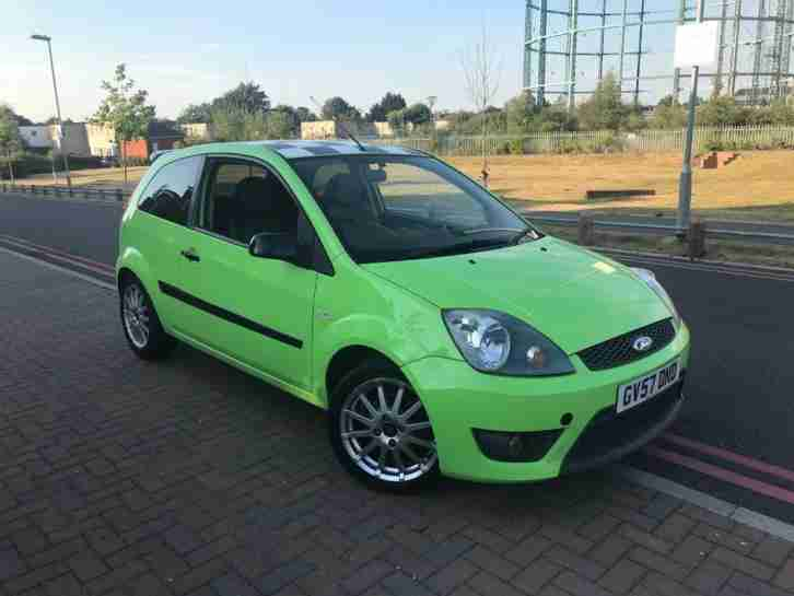 2007 57 FIESTA 1.6 ZETEC S CELEBRATION