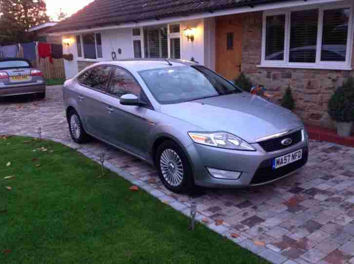 2007 57 FORD MONDEO 1.8 TDCI 125 ZETEC 2 FORMER KEEPERS FULL FORD DEALER HISTORY