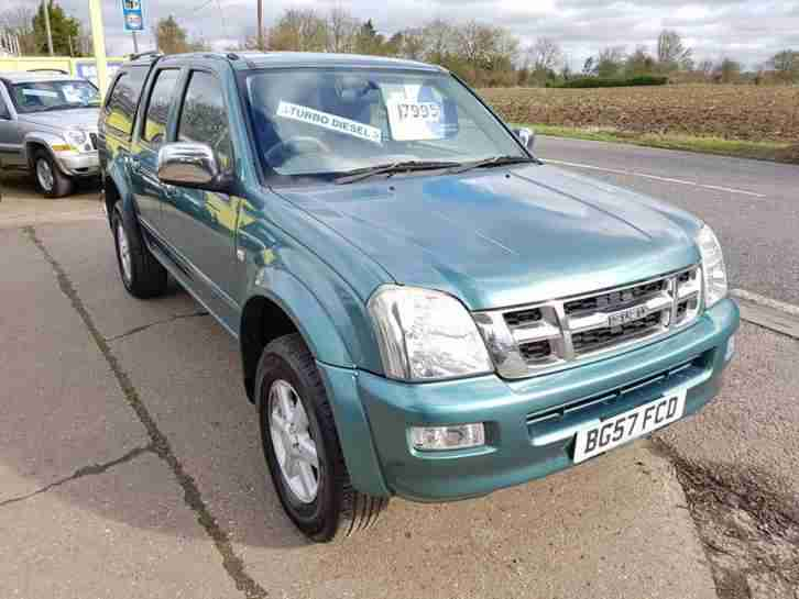 Isuzu 57. Isuzu car from United Kingdom