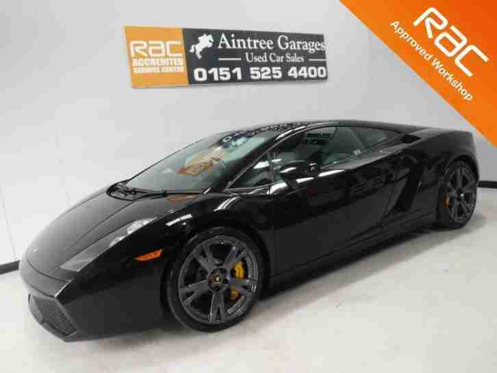 2007 57 GALLARDO 5.0 V10 COUPE 2D