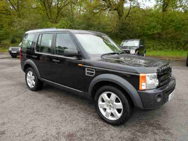 2007 57 land rover discovery 3 2 7td v6 auto 2008my hse diesel car for sale. Black Bedroom Furniture Sets. Home Design Ideas