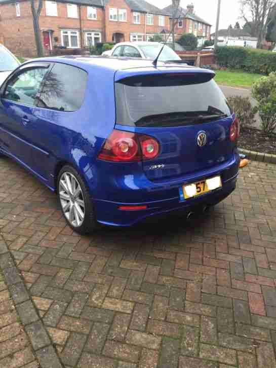 2007 57 mk5 vw golf r32 full vw service history minor. Black Bedroom Furniture Sets. Home Design Ideas