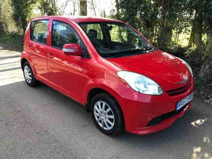 2007 57 PERODUA MYVI 1.3 SXI 5 DOOR IDEAL 1ST CAR
