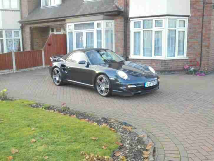 2007 57 911 (997) 4WD TURBO S