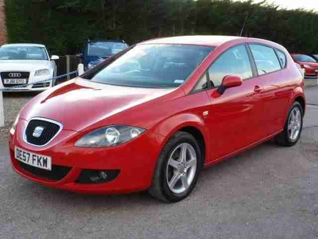 seat 2007 57 leon 2 0 tdi reference sport 5 door car for sale. Black Bedroom Furniture Sets. Home Design Ideas