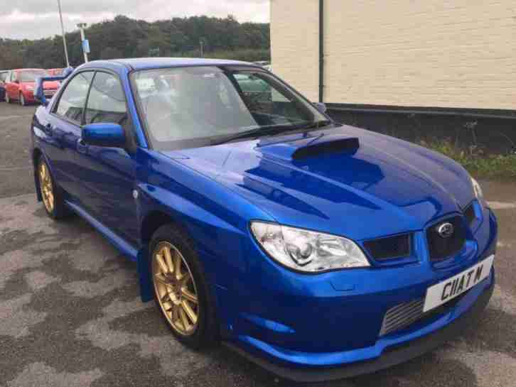 subaru 2007 57 impreza 2 5 wrx sti type uk 4d 278 bhp car for sale. Black Bedroom Furniture Sets. Home Design Ideas
