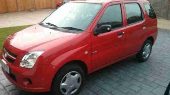 2007 (57) SUZUKI IGNIS GL 1 PREVIOUS OWNER, LOVELY LITTLE CAR, VERY CLEAN,