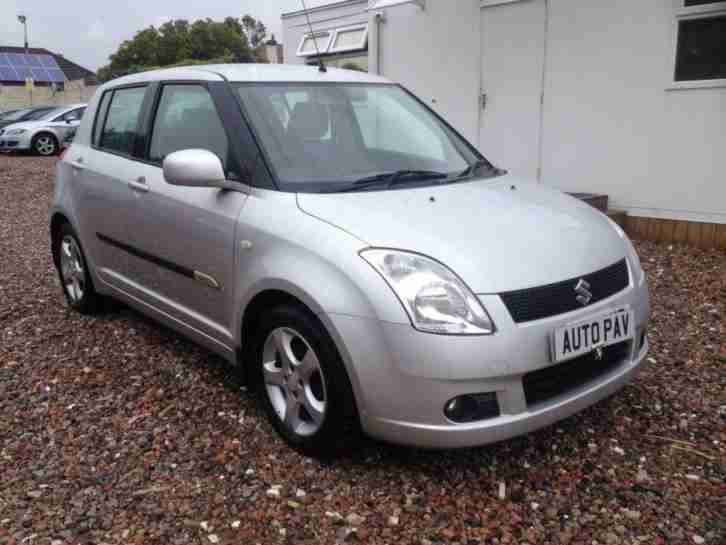 suzuki 2007 57 swift 1 5 glx vvts 5d 101 bhp car for sale. Black Bedroom Furniture Sets. Home Design Ideas