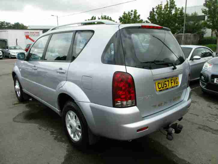 condition Ssangyong