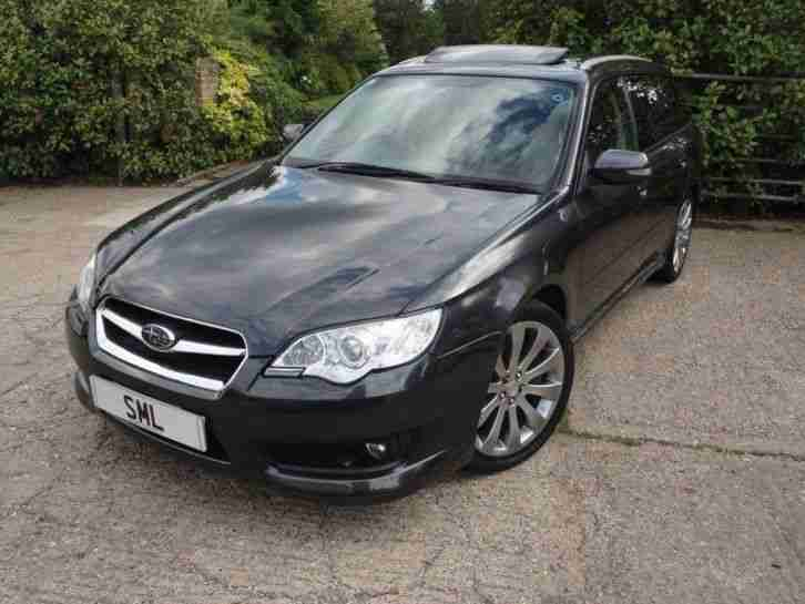 subaru 2007 57 legacy 3 0r spec b sports tourer 4x4 estate. Black Bedroom Furniture Sets. Home Design Ideas