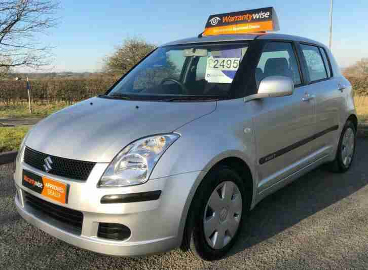 2007 (57) Swift 1.3 ( 91bhp ) GL