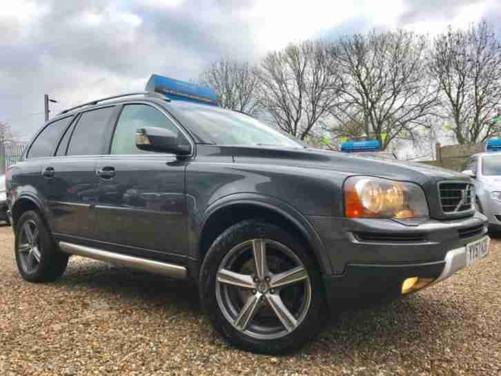 2007 57 VOLVO XC90 2.4 D5 SE SPORT AWD 5D AUTO 185 BHP HEATED LEATHER DIESEL