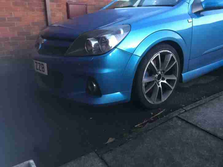 2007 57 Vauxhall Astra 2.0 Turbo VXR low