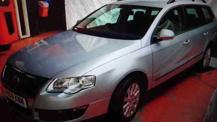 2007 57 Passat Estate 1.9 TDi S