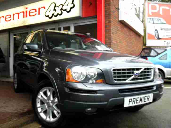 2007 (57) Volvo XC90 2.4 AWD Geartronic D5 SE 7 SEATER