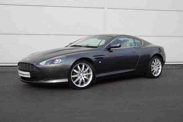 2007 DB9 V12 2dr Touchtronic