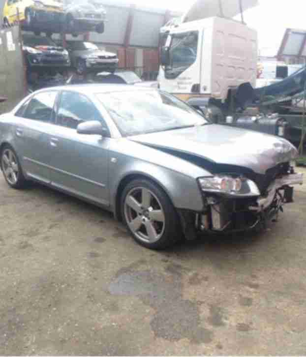 Audi 2007 A4 S LINE TDI 170 Special Edition FULLY LOADED