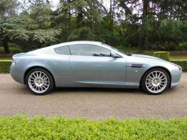 2007 Aston Martin DB9 COUPE TOUCHTRONIC Automatic Petrol Coupe