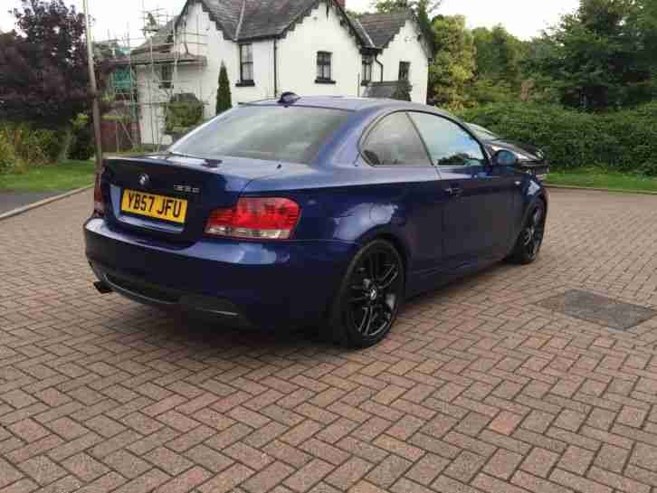 2007 BMW 123D M SPORT COUPE STAGE 2!! SAT NAV FULL LEATHER STUNING CAR MUST SEE