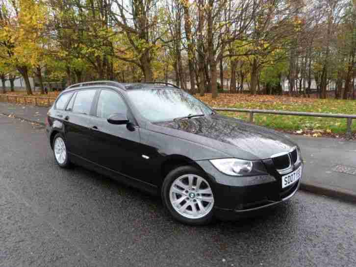 2007 3 Series 2.0 318i SE Touring 5dr