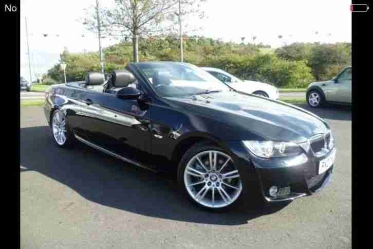 2007 3 Series 325i M Sport Convertible