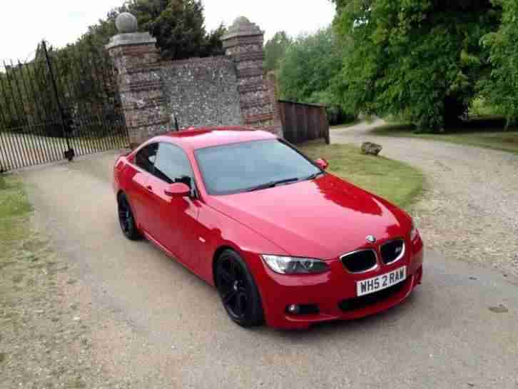bmw 2007 320d m sport 177 coupe car for sale. Black Bedroom Furniture Sets. Home Design Ideas