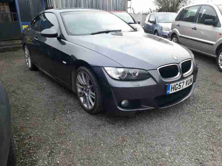 2007 320i M Sport 2dr Coupe ( P.X Best