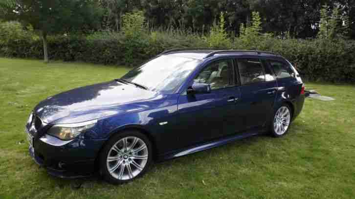 2007 BMW 5 Series 520d M Sport Touring