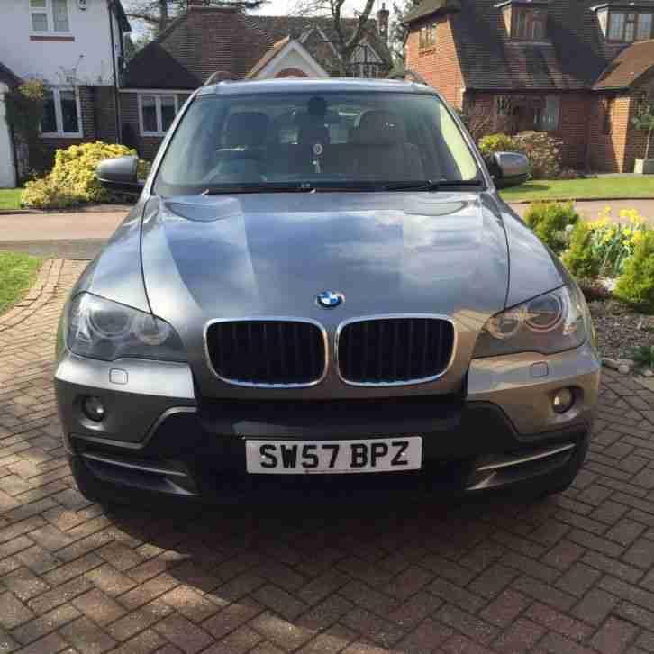 Bmw Z5 For Sale: BMW 2007 X5 3.0D SE 5S AUTO GREY. Car For Sale