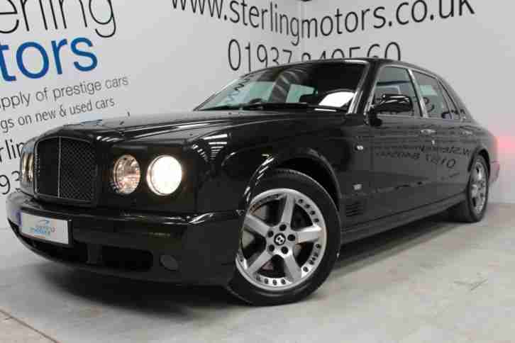 2007 Bentley Arnage Arnage T [500] 4dr Auto 4 door Saloon