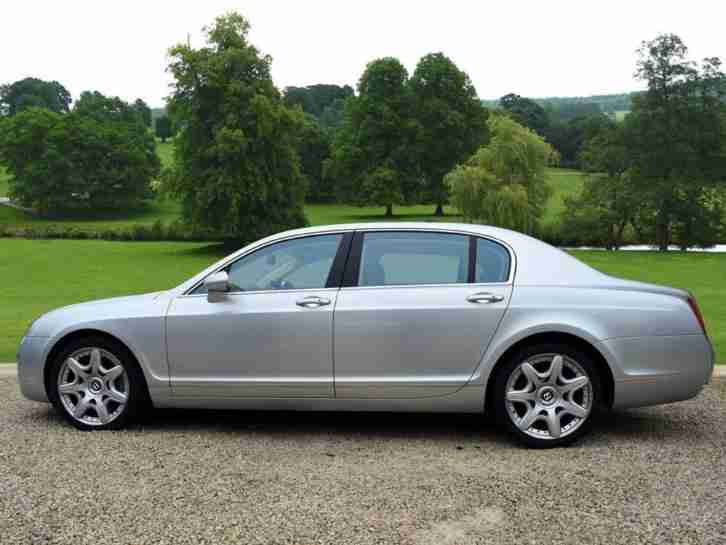 2007 Bentley Flying Spur 6.0 4dr