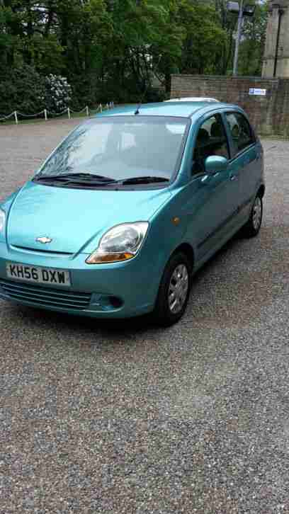 2007 CHEVROLET MATIZ SE PLUS EXCELLENT CONDITION INSIDE AND OUT