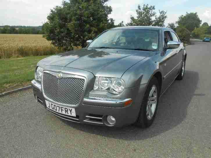 Chrysler 2007 300c 3 0 v6 crd 4dr auto car for sale for Chrysler 300c crd